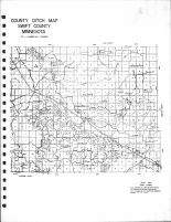 County Ditch Map 2, Swift County 1970